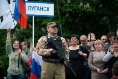 В «ЛНР» заявили, что их министр сотрудничал с украинскими ДРГ