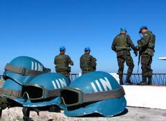 Россия в ООН предложила миротворцам повсеместно охранять миссию ОБСЕ в Украине