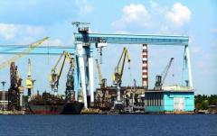 Укроборонпром: Николаевский судостроительный завод остановил работу