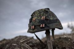 За прошедшие сутки в зоне АТО один военный погиб, еще пятеро получили ранения