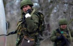 Оккупанты взяли под усиленную охрану военные склады в Крыму