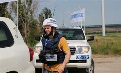 ОБСЕ сообщила о новых размещениях танков боевиков у Донецка