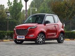 В Китае представили бюджетный электромобиль