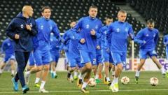 Лига Европы: букмекеры не верят в победу украинских команд