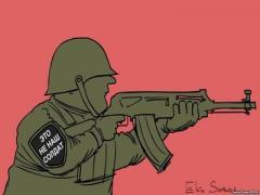 Жебривский рассказал, где на Донбассе стоят российские войска