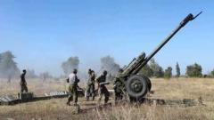 В оккупированном Донбассе исчезли гаубицы