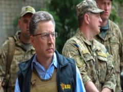 Миротворцы для Донбасса: США предложили Украине и России перестать соревноваться