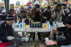 Политолог: Майдана не будет, Саакашвили пора собирать палатки