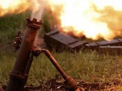 Луганское направление: 7 обстрелов, боевики кроют минометами