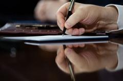 Порошенко подписал закон «Об электронных доверительных услугах»