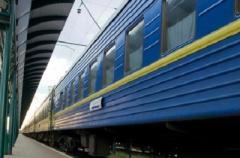 С декабря из Константиновки и Лисичанска пустят поезда на Западную Украину