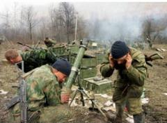 Вблизи Мариуполя боевики стреляли из минометов