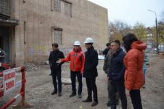 В Мариуполе продолжается строительство «Мультицентра»