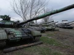 У боевиков ОРДЛО появились танки и пропали пушки
