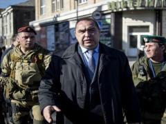 """Главарь """"ЛНР"""" заявил, что без его согласия миротворцев на Донбассе не будет"""