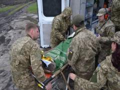 На Донетчине ранены двое украинских воинов