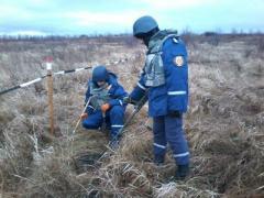 33 взрывных опасности нашли на Луганщине