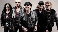 В Киеве выступили легендарные Scorpions