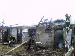 На Луганщине бились с огнем
