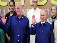 Трампа критикуют за отношение к Путину