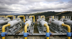Транзит нефти через Украину в Европу резко увеличился