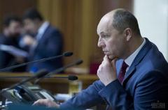 Парубий: Вопрос разрыва дипотношений с РФ будет рассмотрен уже в четверг