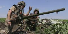Боевики обстреляли мирных жителей Зайцево