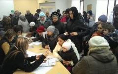 Минсоцполитики: Количество переселенцев резко сократилось