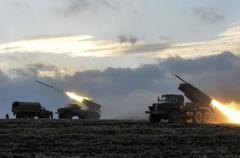 Боевики обстреляли жилые кварталы из «Града»: штаб АТО сообщает о разрушениях