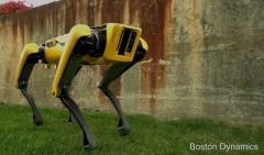Boston Dynamics показала обновленного робота-собаку (ВИДЕО)