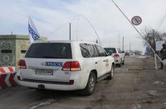 ОБСЕ: На Донбассе резко подскочило количество взрывов
