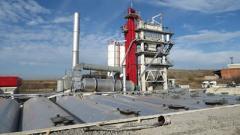 В Мариуполе начал работу турецкий асфальтный завод