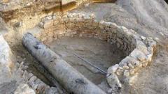 В оккупированном Крыму археологи раскопали древнейшее сооружение