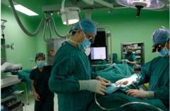 В Китае проведена первая в мире пересадка головы человека