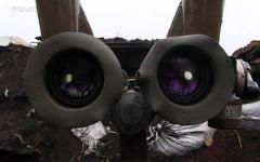 Военные рассказали подробности усилившихся обстрелов Водяного