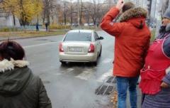 Похищение женщины на пр. Тычины в Киеве было спецоперацией