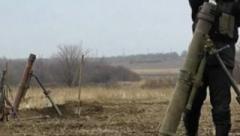 Позиции в районе Мариуполя боевики обстреляли из минометов