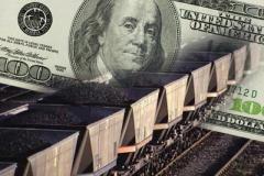Россия наращивает контрабанду угля с Донбасса