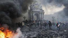 Расстрел Майдана: в ГПУ озвучили окончательное число погибших и раненых