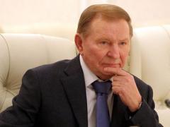 Кучма и Зубко обговорили проблемы Донбасса