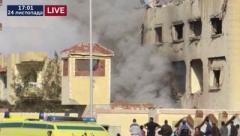 Сотни людей погибли в результате подрыва мечети в Египте