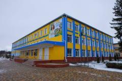 На Донеччині з'явилась п'ята опорна школа