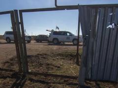 Донбасс: СММ ОБСЕ недолго следила за перемещением через попранную границу