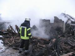 Подконтрольная Луганщина: сегодня пылал Троицкий район