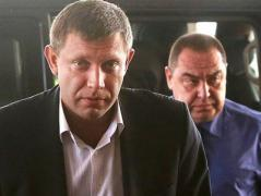 """Захарченко """"съел"""" Плотницкого?"""