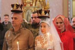 Писатель-боевик Прилепин обвенчался в Донецке
