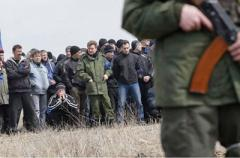 Люди Плотницкого на камеру признали, как бомбили мирных жителей на Донбассе