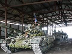 В ОРЛО пропали танки, в ОРДО появились траншеи