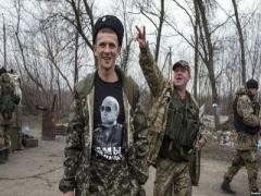 """Зарисовка из Донецка: как по больнице """"ополченца"""" гоняли"""