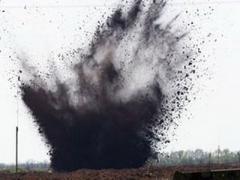 Свыше 170 взрывов замечено на Донетчине